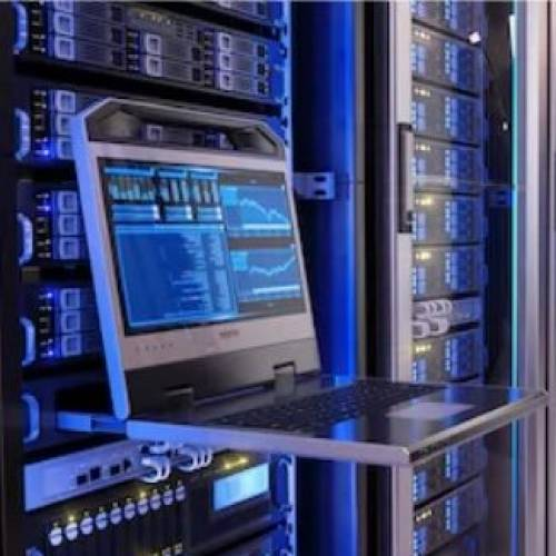 Entrada Switches KVM LCD la solución definitiva para controlar sus ordenadores o servidores.